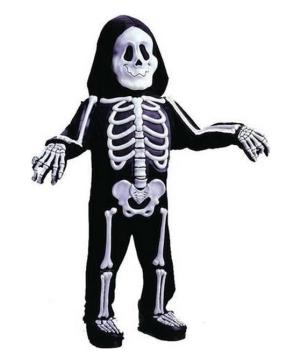 Skelebones Boys Costume