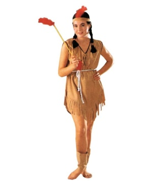 Storyteller Womens Indian Costume