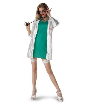 Surgeon Sexy Women Costume