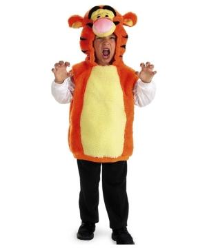 Tigger Vest Toddler Boys Costume