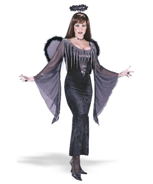 Velvet Fallen Angel Women Costume
