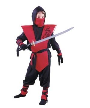 Warrior Boys Ninja Costume