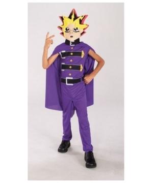 Yugioh Boys Costume
