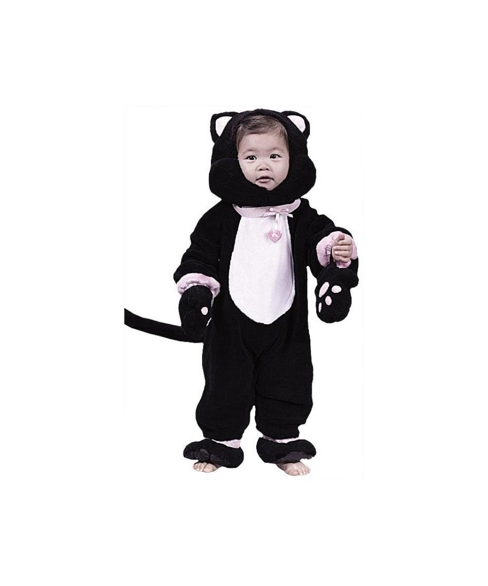 Cuddly Kitten Costume Kids Halloween Costumes
