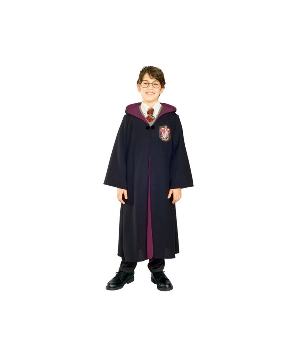kids harry potter robe movie costume boys costumes. Black Bedroom Furniture Sets. Home Design Ideas