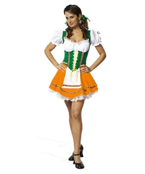 Beer Garden Women Costume