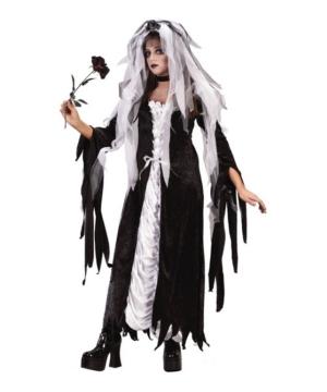 Bride Darkness Girls Teen Costume