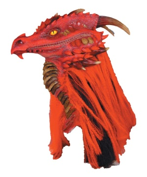 Brimstone Dragon Mask