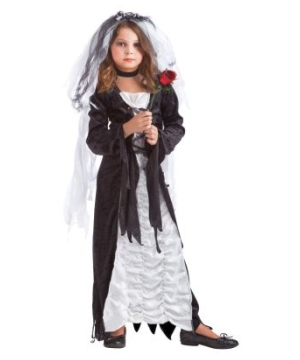 Bride of Darkness Costume - Child Costume