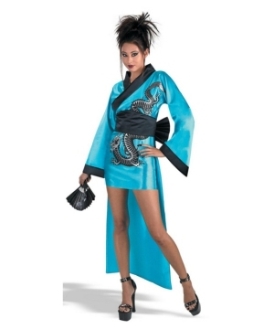 Dragon Geisha Women Costume