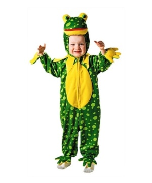 Frog Toddler Costume