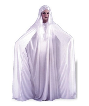 Gossamer Ghost Adult Costume - Ghost Costumes