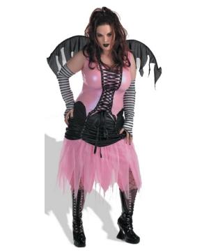 graveyard fairy plus size costume