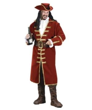 Heart Pirate Men Costume