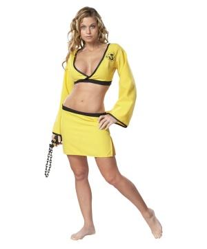 Ninja Naughty Women Costume