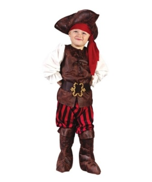 Pirate High Seas Toddler Costume