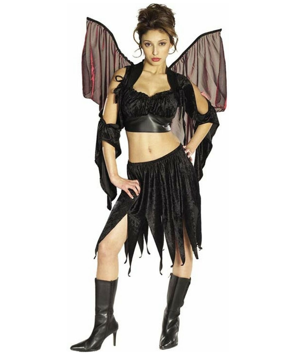 Gothic Fairy Costume - Fairy Halloween Costumes