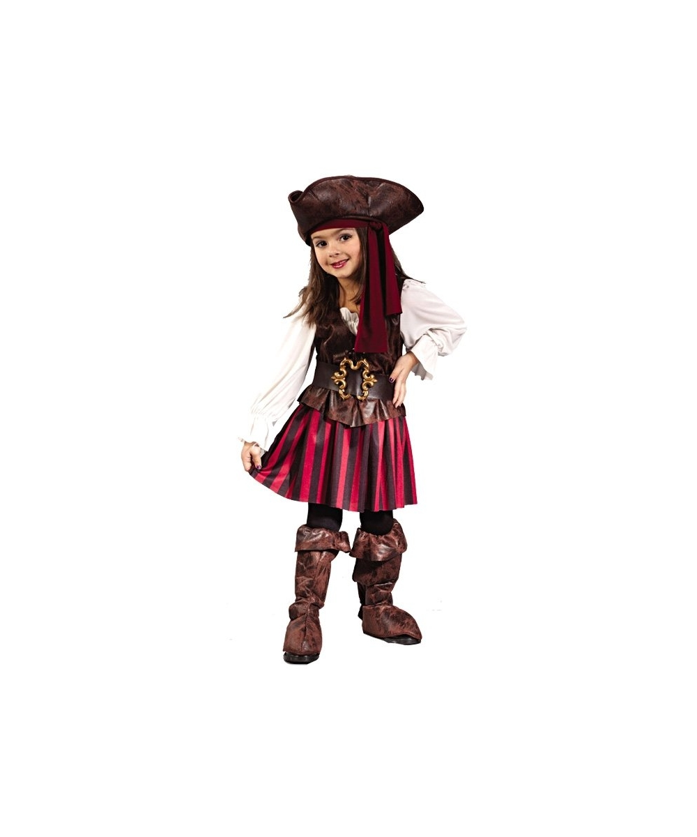 Cutie baby girl pirate Caribbean costume. Forum Novelties Lil Pirate Cutie Child Costume, Toddler. by Forum Novelties. $ (12 new offers) out of 5 stars Manufacturer recommended age: 1 - 2 Years. Product Features Lil Pirate Cutie costume includes maiden dress, matching headpiece and belt.