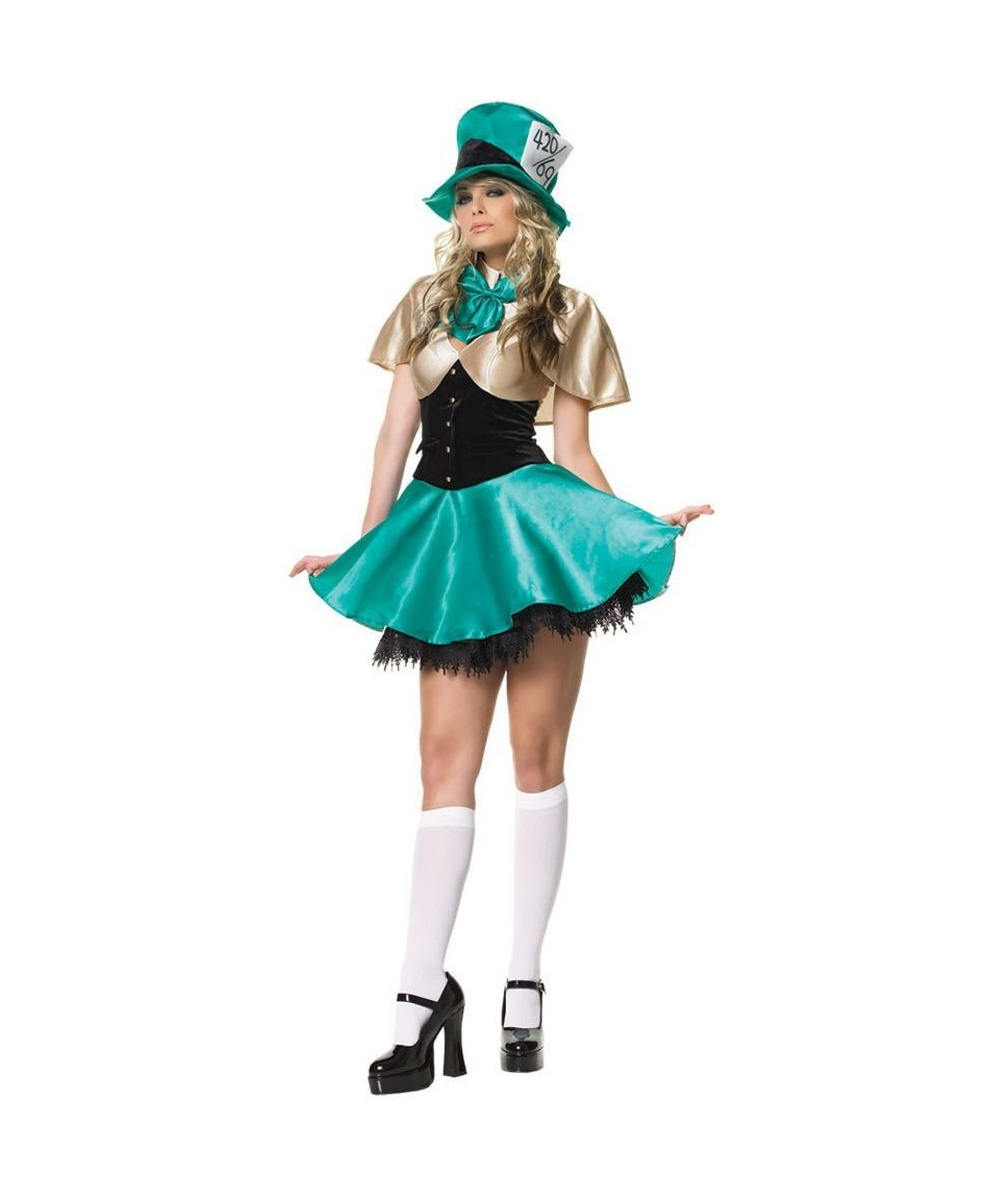 Tea Party Hostess Disney Costume For Adult