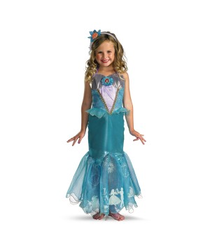 Ariel Disney Girl Costume