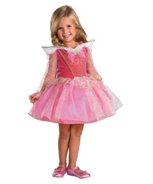 Aurora Disney Ballerina Kids Costume