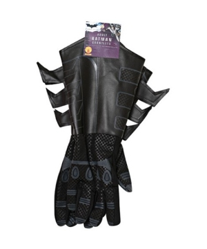 Batman Gauntlets Adult Costume Accessory