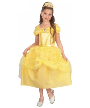 Belle Disney Costume - Kids Costume standard