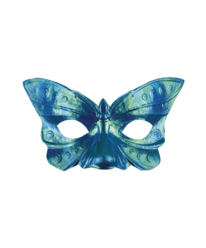 Butterfly Iridescent Eye Mask