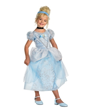 Cinderella Disney Girls Costume