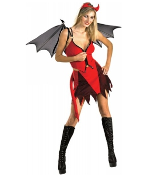 Devilicious Fairy Women Costume