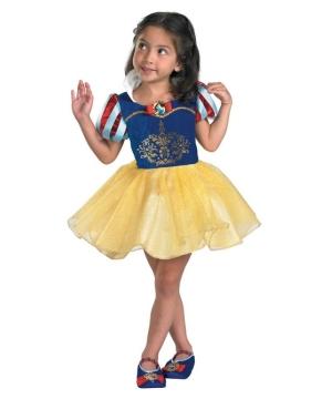 Disney Ballerina Girls Costume