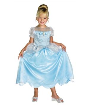 Disney Cinderella Girls Costume
