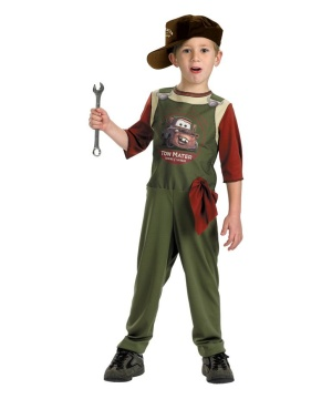 Disney Mechanic Boys Costume