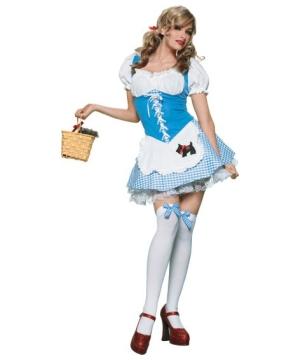 Dorothy Girl Costume