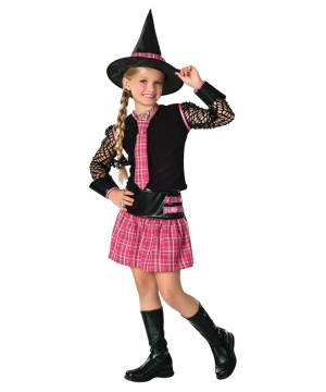 Ex-spelled Witch Girl Costume