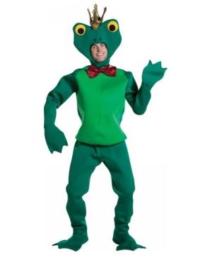 Frog Prince Mens Costume
