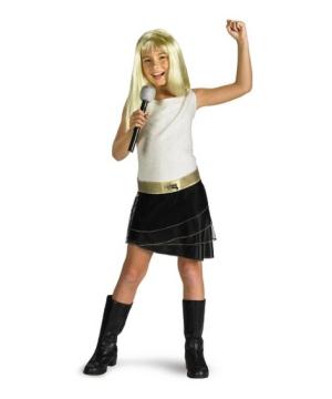 Hannah Montana Girls Costume
