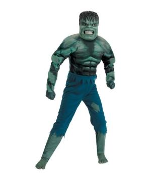 Incredible Hulk Boys Costume