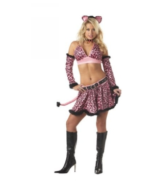 Kitty Delish Women Costume