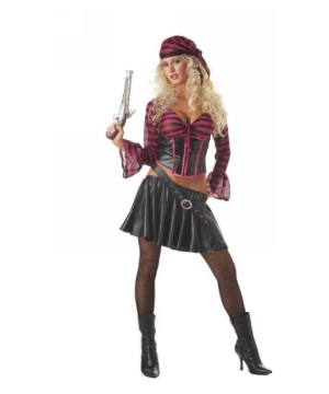 Land Ho Pirate Women Costume