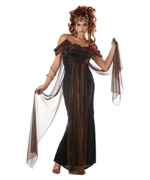 Medusa Mystical Siren Womens Costume