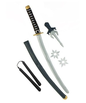 Ninja Weapon Kit