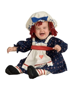 Ragamuffin Dolly Toddler Costume