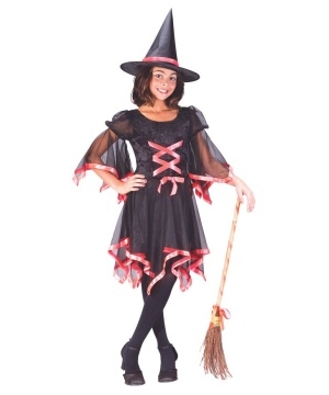 Ribbon Witch Kids Costume