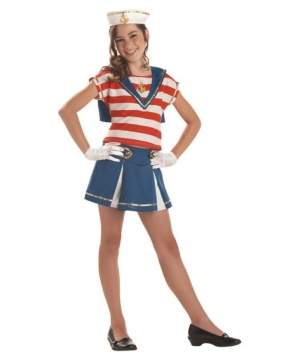 Sassy Sailorette Costume