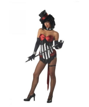 Sexy Burlesque Beauty Women Costume