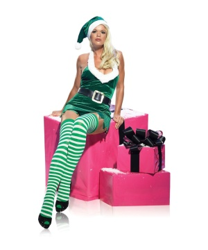 Sexy Elf Adult Costume