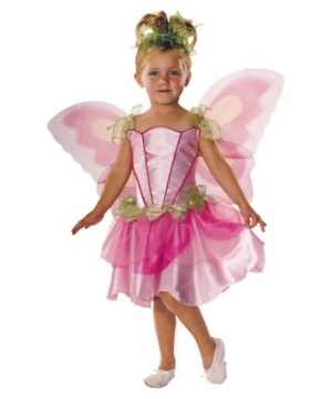 Springtime Fairy Girl Costume