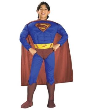Superman Boys Costume