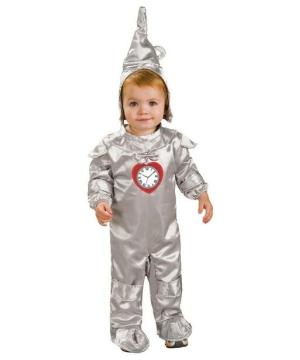 Tin Man Baby Costume